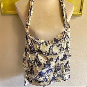 Free people tote bag good condition